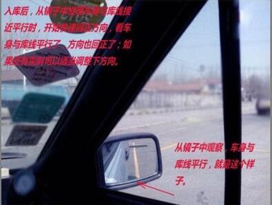2016最新科目二倒车入库技巧图解|驾照考试秘籍 - 网